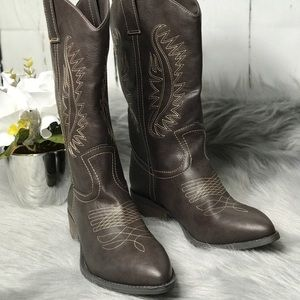 Rampage Western Boots