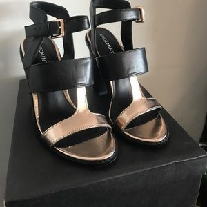 New Shoemint Shiloh Chunky Heels