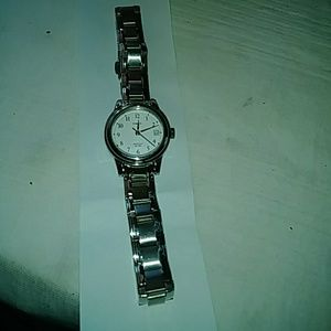 Timex Indigo waterproof date and time