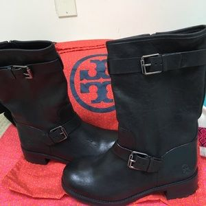 🔴Authentic NEW Without Tag Tory Burch Boots 🎈❤️