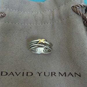 🔴Authentic DAVID YURMAN Ring 😘🎈