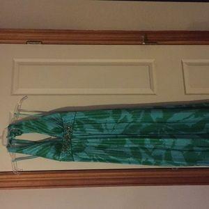 BCBG Maxazria Floor length dress