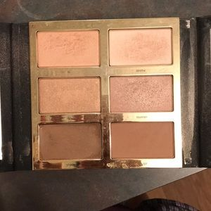 Gently used tarte pro glow kit contour/highlight