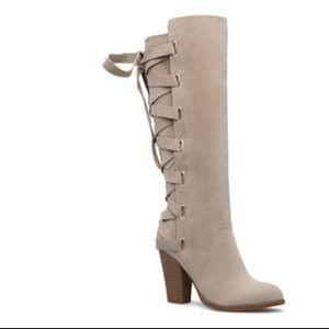 Lorena Heeled Boot