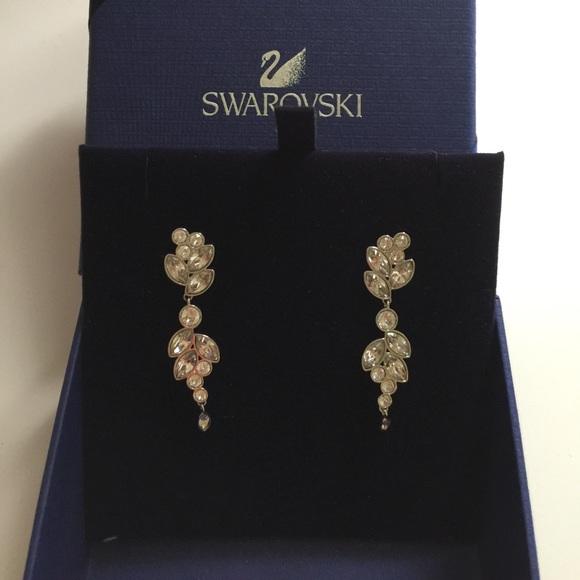 6f27a5fcb Swarovski Diapason earrings. M_5a0dd34ffbf6f9725703e633