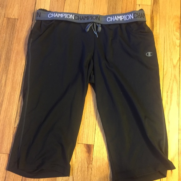 463911ee6b15 Champion Pants - Champion Powertrain Workout Capris