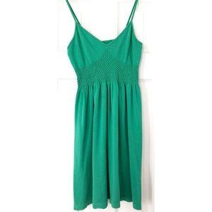 Dresses & Skirts - Green sun dress🌞
