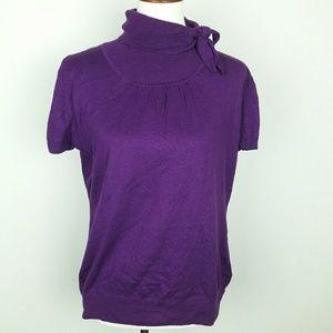 Banana Republic Turtle Neck T-Shirt Sweater Top