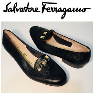 Salvatore Ferragamo Loafer Flats Size 6 N