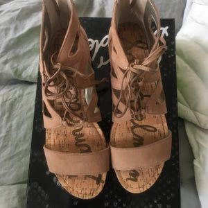 Brand new in box Sam Elderman sandals