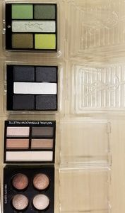 Eyeshadow Palettes by Chanel and YSL