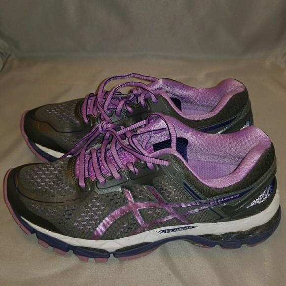 Women's Asics Gel Kayano 22 Running Shoes 7.5