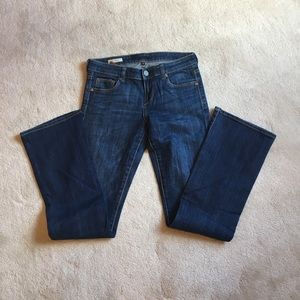 Kut from the Cloth flare bottom jeans