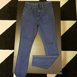 Urban outfitters high waisted jeans!