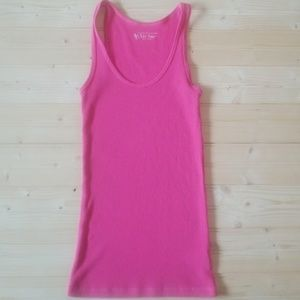 Vs Victoria secret Tee Sleeveless tank top pink s