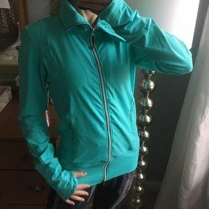 Lululemon Full Zip Up Jacket Size 10