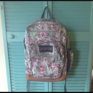 Jansport Floral Backpack