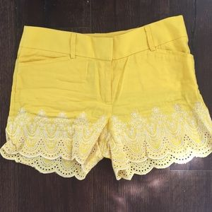 LOFT Bright Yellow Riviera Short
