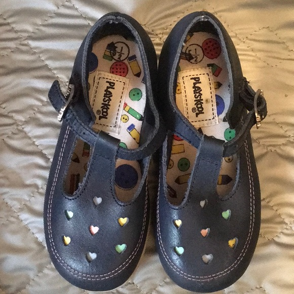 891bbad66383e Vintage Playskool toddler leather shoe