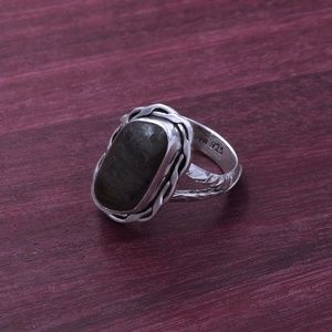 Jewelry - ‼️Clearance‼️925 Labradorite Ring