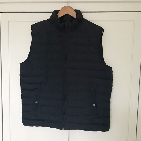 J. Crew Factory Other - J.Crew Factory Men's Down Vest, Large