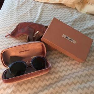 Miu Miu sunglasses New in box!