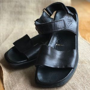 💐 PRADA Vintage Chunky Sandals