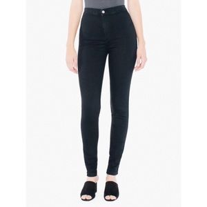 🆕American Apparel Black Easy Jean