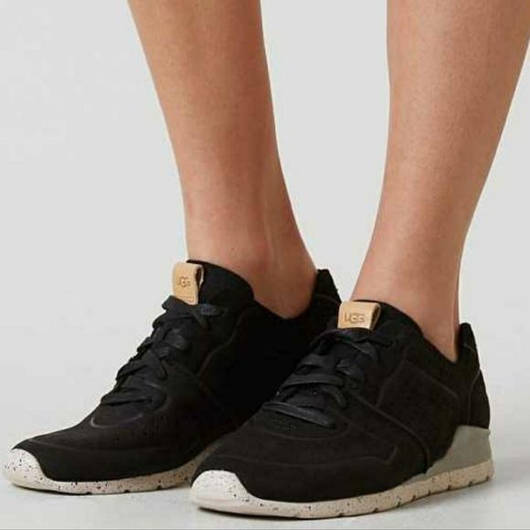 UGG Shoes | 4 Ugg Tye Leather Sneaker 9