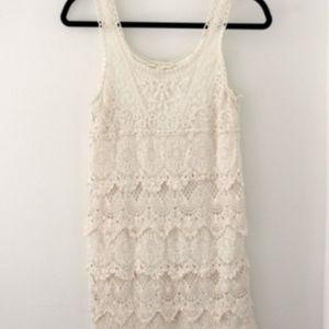 Staring at Stars Crochet Dress