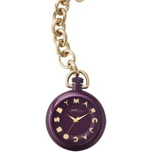 Marc Jacobs Pocket Chain Watch