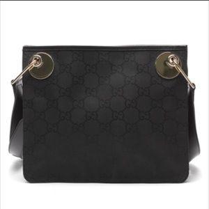 Gucci Monogram Eclipse Crossbody Bag