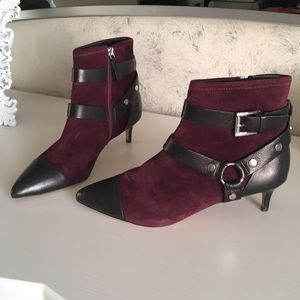 Rebecca Minkoff Pointed Toe Booties