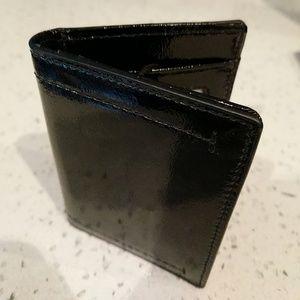 Banana Republic PVC fold wallet