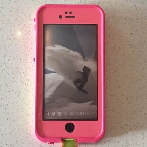 Brand new lifeproof case for iPhone 6/6s
