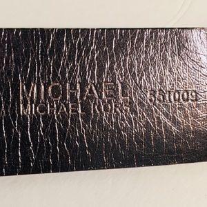 Michael Kors Accessories - MK Michael Kors Patent Leather Belt