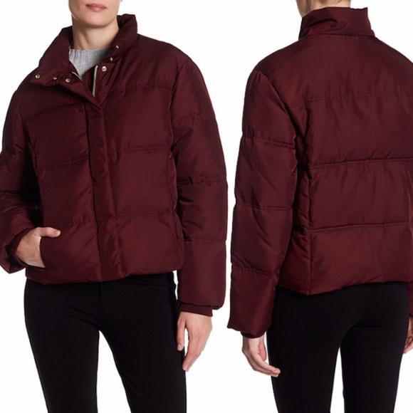 a0d109913 TOPSHOP Emily Puffer Coat Jacket NWT NWT