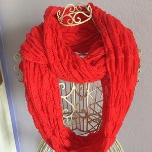 Rubbish Infinity scarf