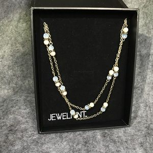 Jewelmint PRIMA DONNA long station necklace NEW!