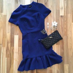 ASOS Mermaid Mini Dress