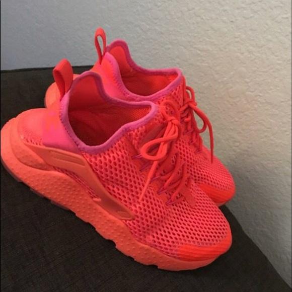 Nike Shoes   Nike Huaraches Bright Pink