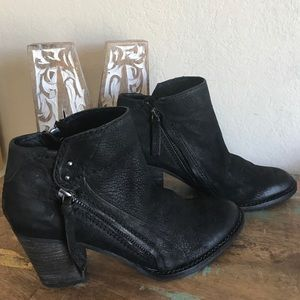 DOLCE VITA BOOTIE NEW BLACK SZ 6