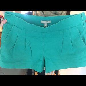 J crew chino women's shorts