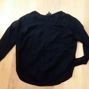 Lane Bryant  18/20 1X black sweater
