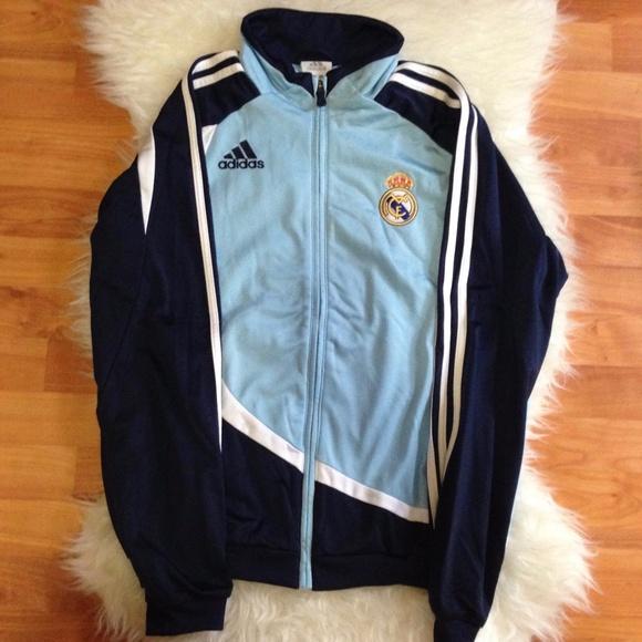 37c2862bf122 adidas Other - Real Madrid adidas Full Zip Jacket