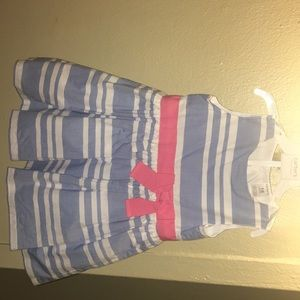 Never worn before Carters formal dress for girl