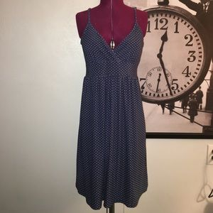 Dresses & Skirts - Polka dot midi dress