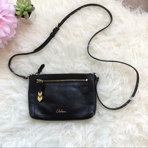 Cole Haan Black Shoulder/Crossbody Bag