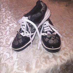Authentic coach shoes!