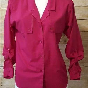 Diane Von Furstenberg Button Down Shirt